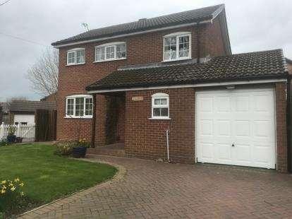 3 Bedrooms Detached House for sale in Bilton Lane, Harrogate, North Yorkshire