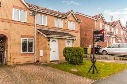 3 Bedrooms Terraced House for sale in Duncombe Road, Bolton, Greater Manchester, BL3