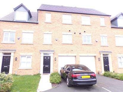 3 Bedrooms Terraced House for sale in Linby Way, Waterside Village, St. Helens, Merseyside, WA9