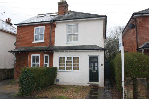 2 Bedrooms Semi Detached House for sale in Woking, Surrey, .