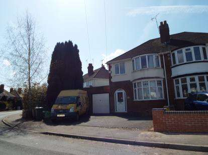 3 Bedrooms Semi Detached House for sale in Shalford Road, Solihull, Olton, West Midlands