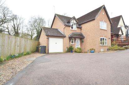 4 Bedrooms Detached House for sale in Chatsworth Drive, Wellingborough