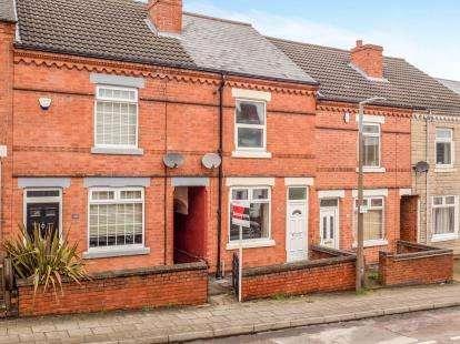 3 Bedrooms Terraced House for sale in Woodstock Street, Hucknall, Nottingham, Nottinghamshire
