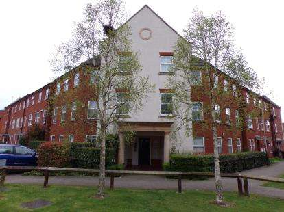 2 Bedrooms Flat for sale in Larchmont Road, Leicester, Leicestershire, England
