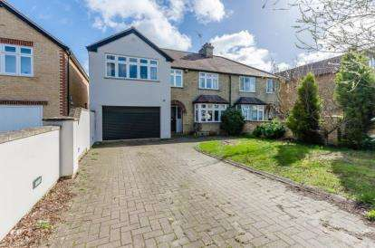 4 Bedrooms Semi Detached House for sale in Great Shelford, Cambridge
