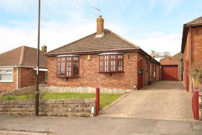 2 Bedrooms Bungalow for sale in Bents Crescent, Dronfield, Derbyshire