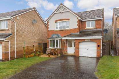 4 Bedrooms Detached House for sale in Ward Place, Eliburn