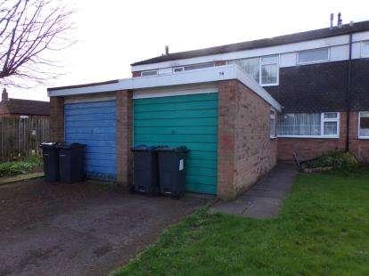 2 Bedrooms Terraced House for sale in Westland Close, Erdington, Birmingham, West Midlands