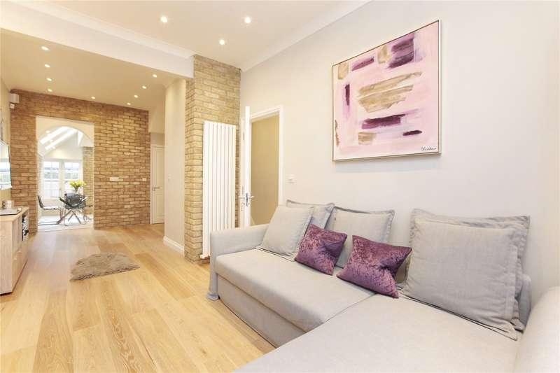 4 Bedrooms Terraced House for sale in Hereward Road, Tooting, London, SW17