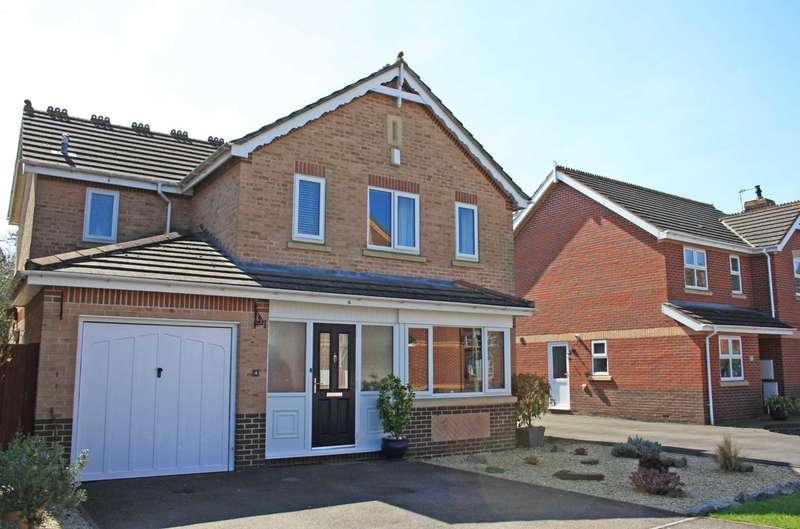 4 Bedrooms Detached House for sale in Bush Furlong, Didcot