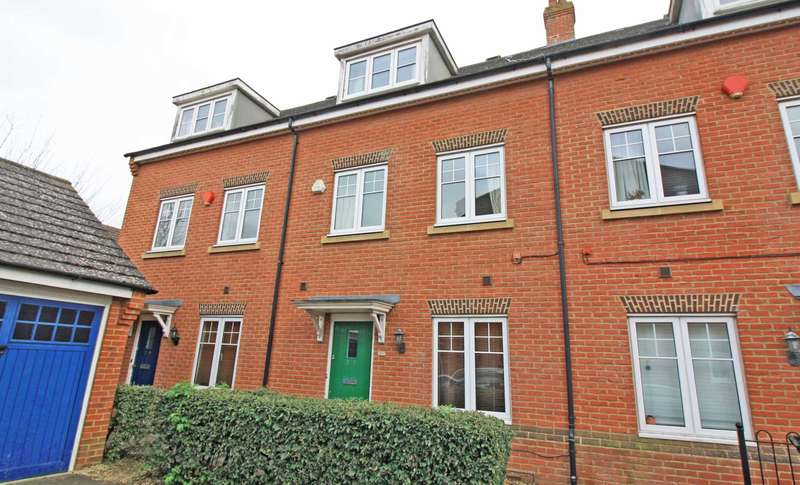 4 Bedrooms Terraced House for sale in Sovereign Place, Wallingford
