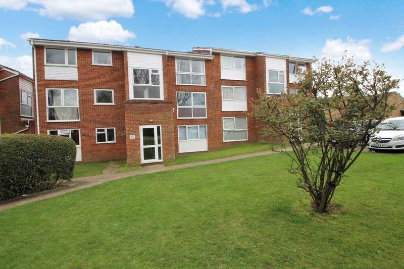 2 Bedrooms Flat for sale in Nightingale Walk, Hemel Hempstead