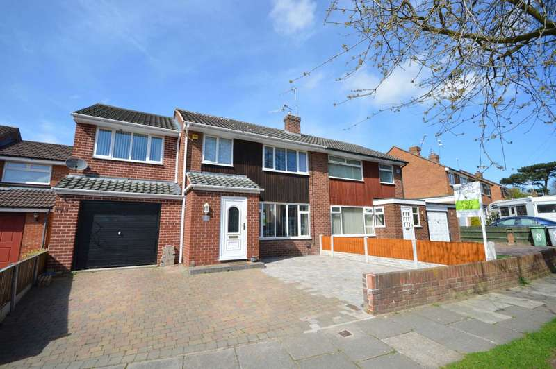 4 Bedrooms Semi Detached House for sale in Princes Avenue, Eastham
