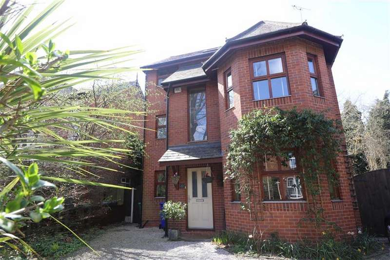 4 Bedrooms Detached House for sale in St Clements Road, Chorlton Green, Manchester, M21