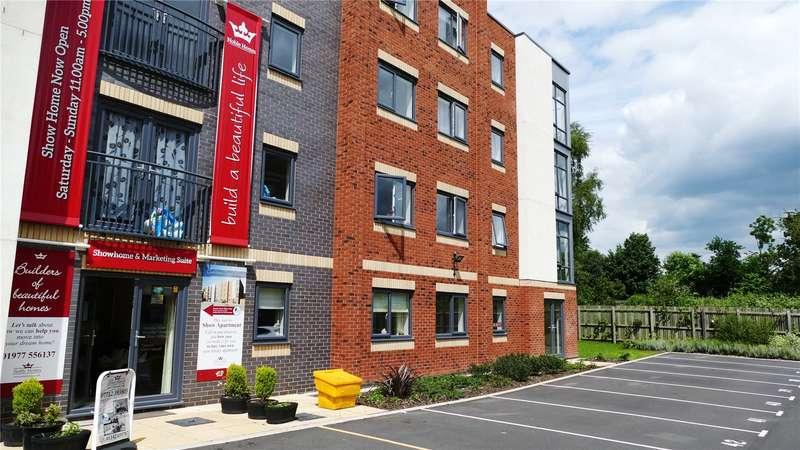 2 Bedrooms Flat for rent in Cuthbert Cooper Place, Sheffield, South Yorkshire, S9