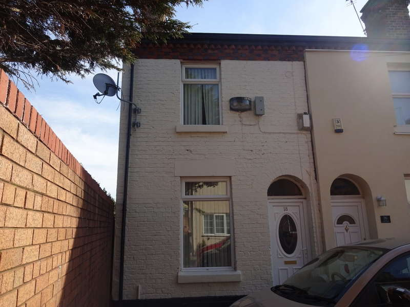 2 Bedrooms End Of Terrace House for sale in St Marys Grove, Walton, Liverpool, L4