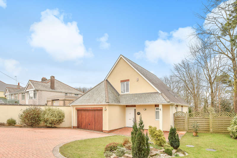 4 Bedrooms Detached House for sale in Colesdown Hill, Plymstock