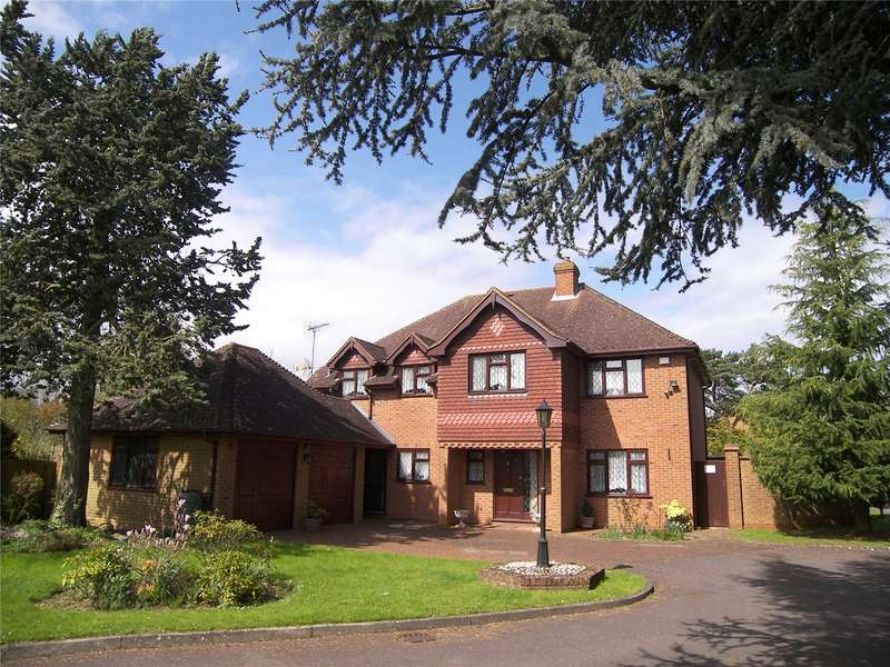 4 Bedrooms Detached House for rent in The Pines, Twyford, Reading, Berkshire, RG10
