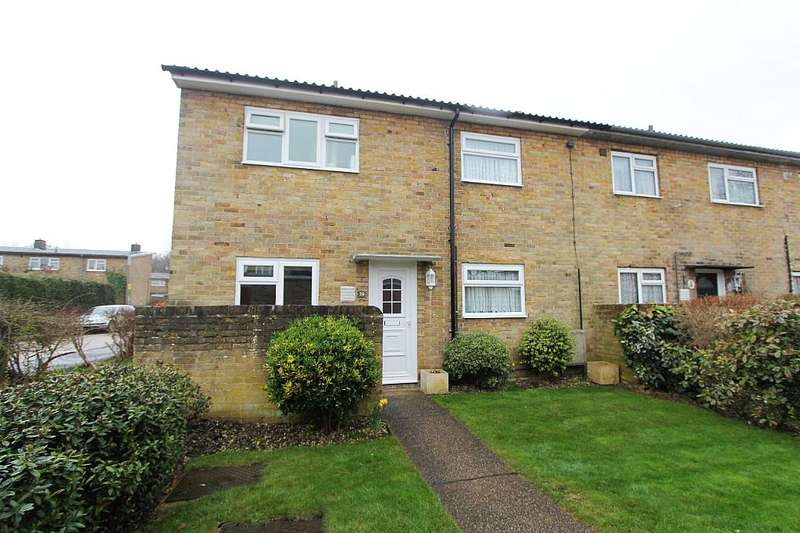 2 Bedrooms End Of Terrace House for sale in Ladyshot, HARLOW, Essex, CM20 3EL