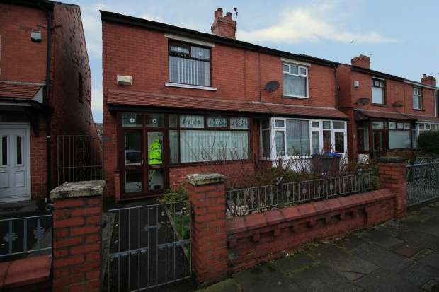 3 Bedrooms Semi Detached House for sale in Toronto Avenue, Blackpool, Lancashire, FY2 0PB