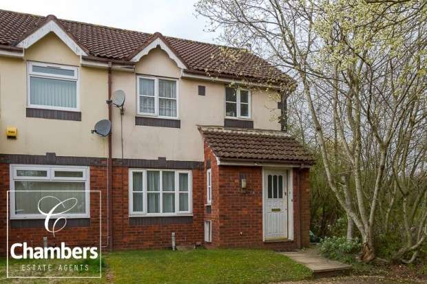 3 Bedrooms Semi Detached House for sale in Burwell Close, Pontprennau, Cardiff, CF23