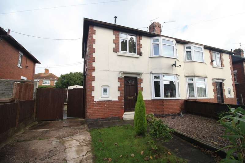 3 Bedrooms Semi Detached House for sale in Waterhead Road, Stoke-on-Trent, Staffordshire, ST3