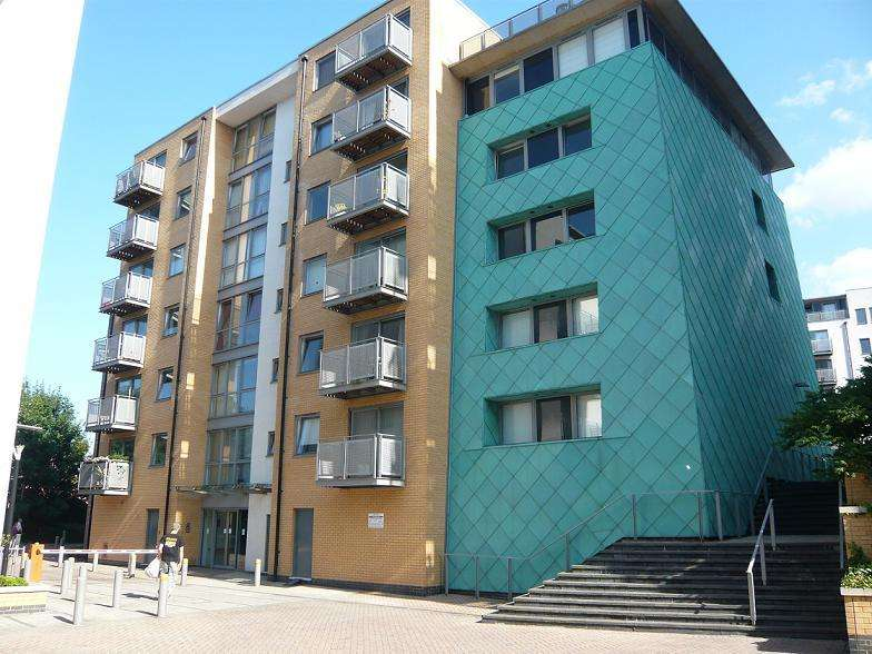 2 Bedrooms Flat for sale in Arizona Building, Deals Gateway, London