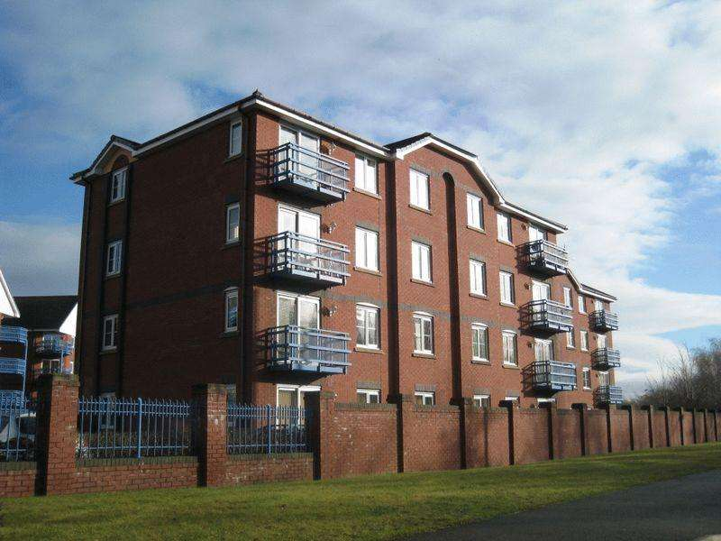 2 Bedrooms Apartment Flat for sale in Mountbatten Close, Ashton-On-Ribble, Preston