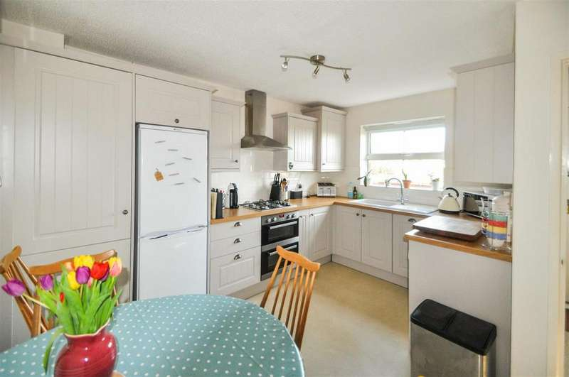 2 Bedrooms Terraced House for sale in Napton Road, Southam