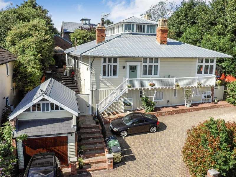4 Bedrooms Detached House for sale in Beeleigh Road, Maldon