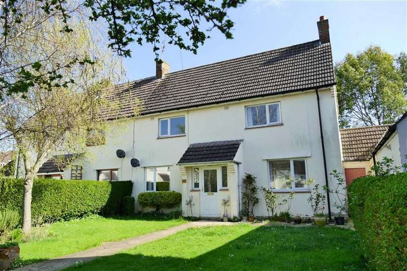 3 Bedrooms Semi Detached House for sale in Honey Garston, Calne