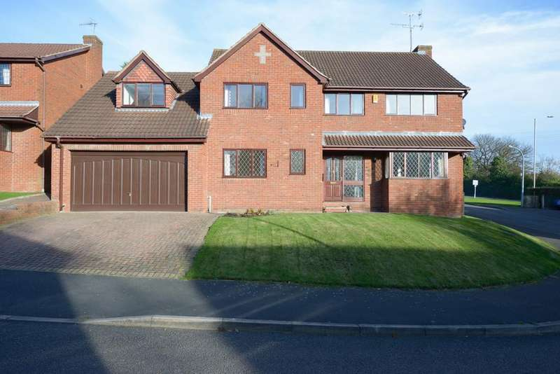 5 Bedrooms Detached House for sale in Bryn Lea, Chesterfield