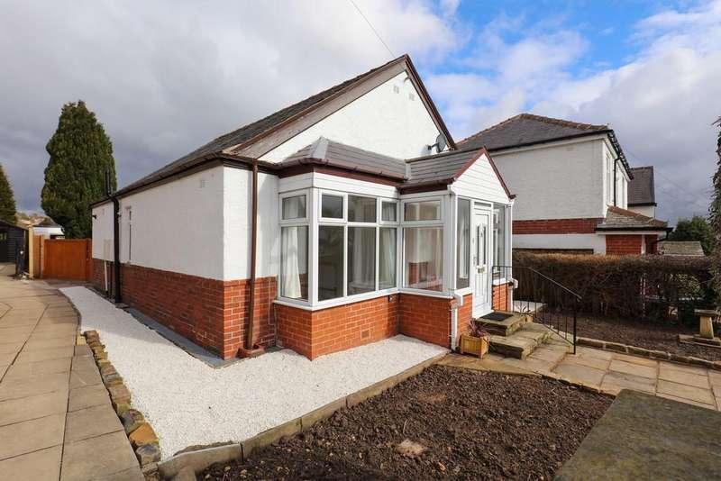 2 Bedrooms Detached Bungalow for sale in School Green Lane, Fulwood