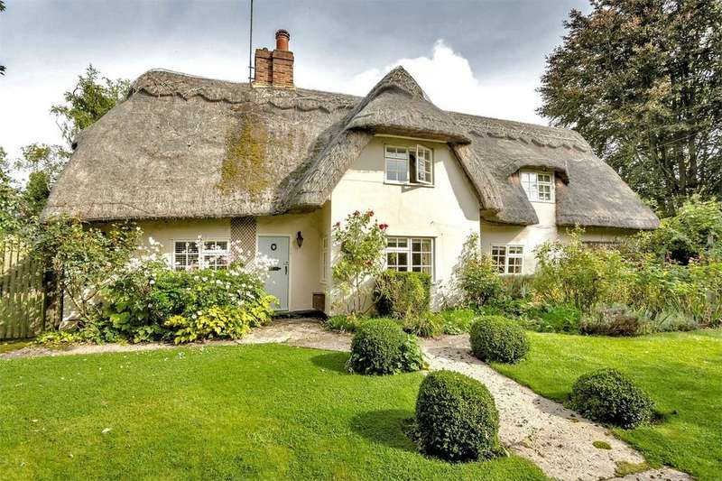 5 Bedrooms Detached House for sale in Horseshoes, Stickling Green, Clavering, Nr Saffron Walden