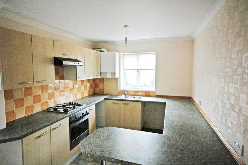2 Bedrooms Semi Detached Bungalow for rent in Healey Crescent, Ossett