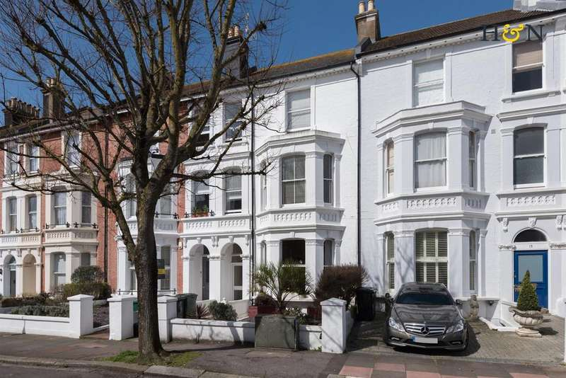 2 Bedrooms Apartment Flat for sale in Westbourne Villas, Hove