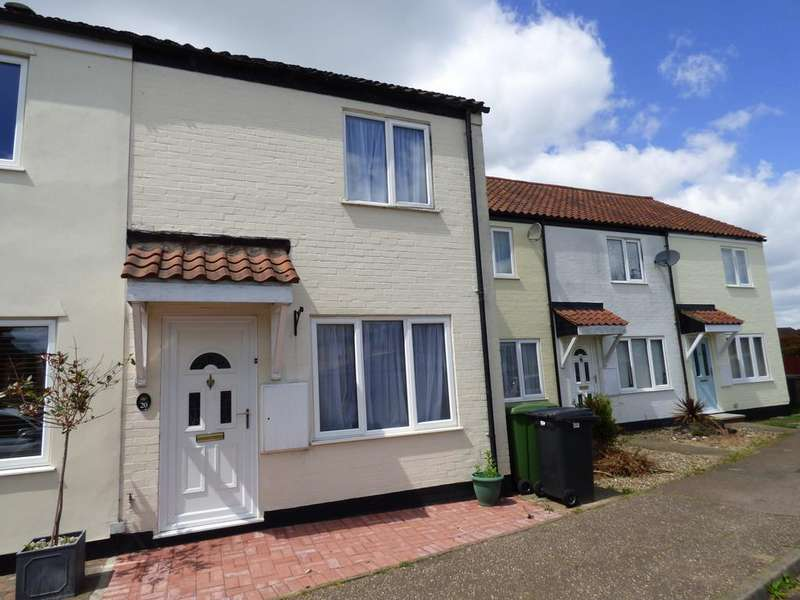 2 Bedrooms Terraced House for rent in St Leger