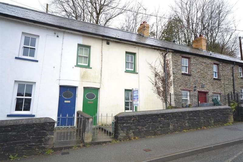 1 Bedroom Cottage House for sale in Newcastle Emlyn