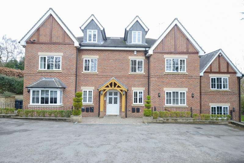 2 Bedrooms Penthouse Flat for sale in The Cedars, Somersall Lane, Chesterfield