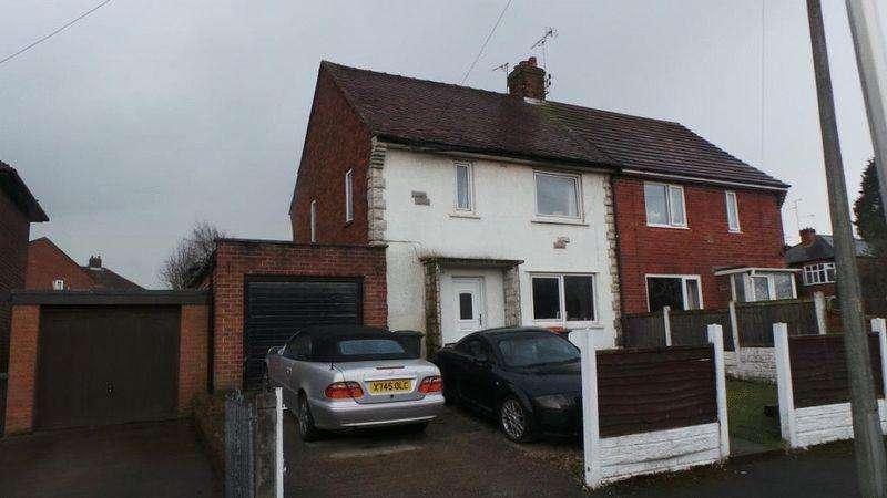 3 Bedrooms Semi Detached House for sale in Hamilton Road, Preston