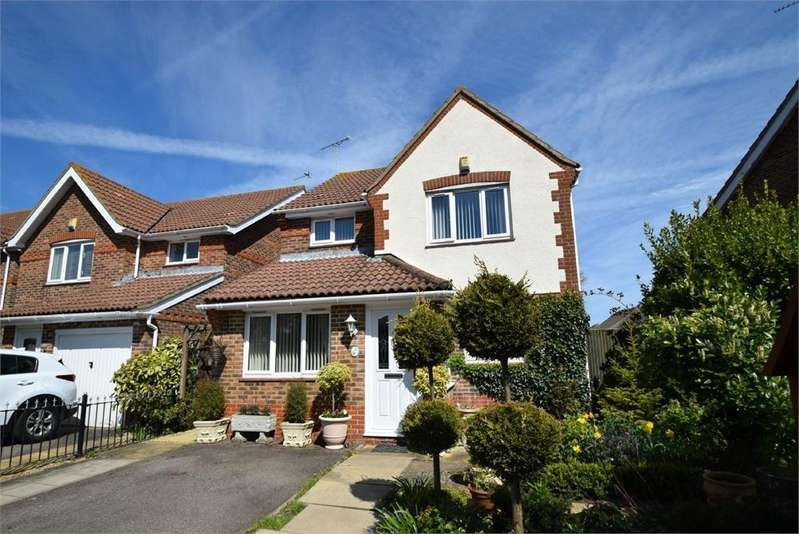 3 Bedrooms Detached House for sale in Penrith Way, North Langney, East Sussex
