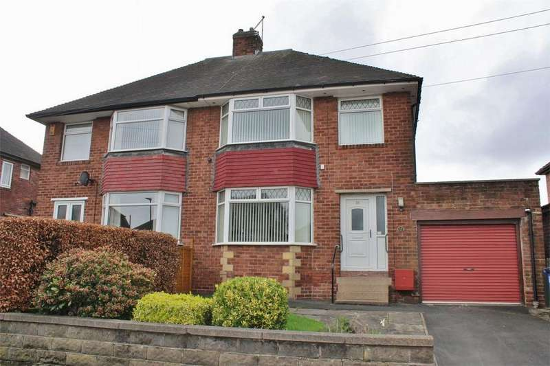 3 Bedrooms Semi Detached House for sale in Rocher Close, Grenoside, SHEFFIELD, South Yorkshire