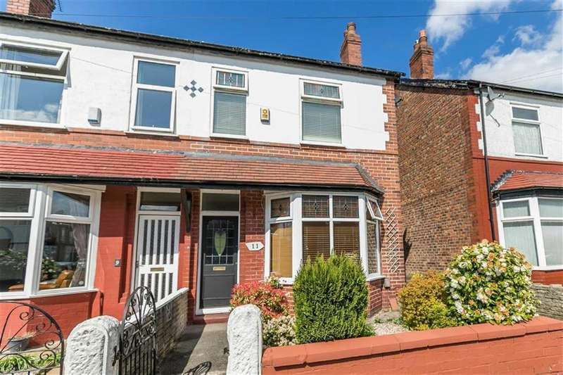 3 Bedrooms Semi Detached House for sale in Belmont Road, Sale