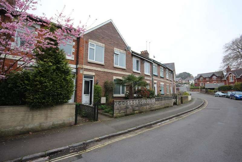 3 Bedrooms Terraced House for rent in Rosary Road, Torquay