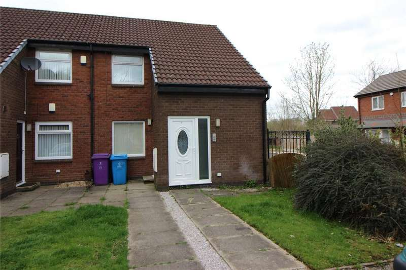 1 Bedroom Apartment Flat for sale in Brookside, West Derby, Liverpool, Merseyside, L12