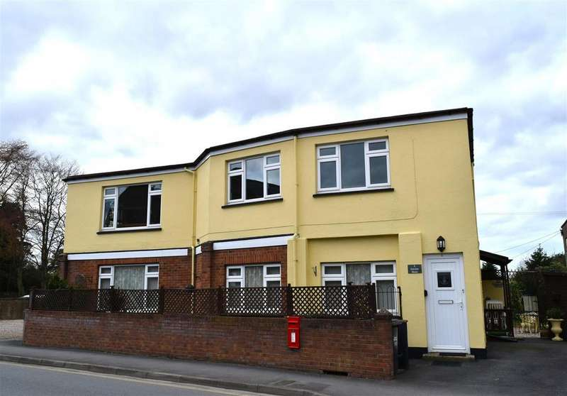 2 Bedrooms Apartment Flat for sale in Fair View, Barnstaple