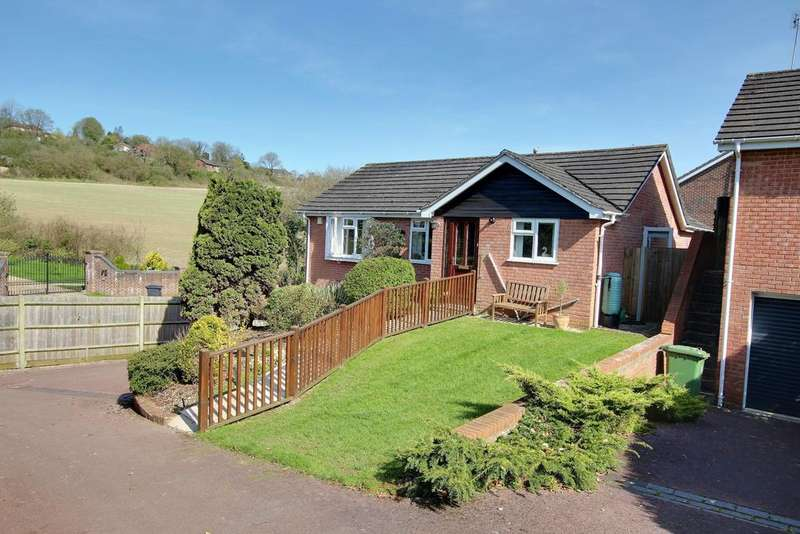 3 Bedrooms Detached Bungalow for sale in HORNDEAN