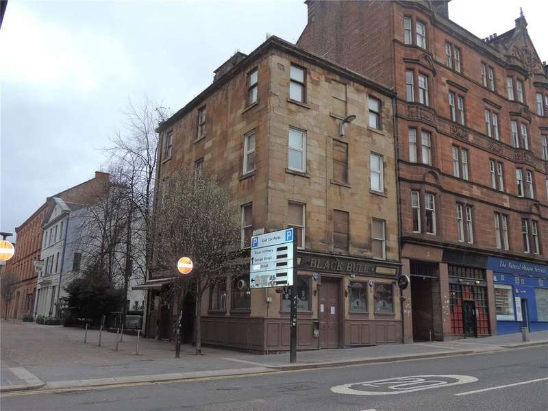 1 Bedroom Flat for sale in 3/1, 2 Blackfriars Street, Glasgow, Lanarkshire, G1
