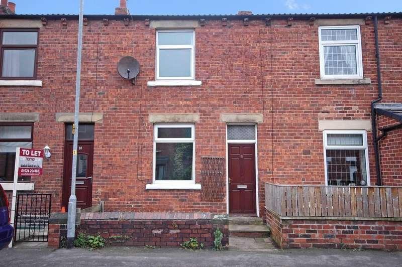 2 Bedrooms Terraced House for sale in Cross Park Street, Horbury