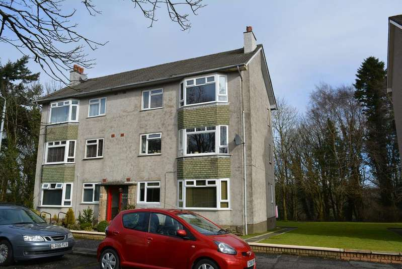 1 Bedroom Ground Flat for sale in 0/2 River Court, 201 Busby Road, Glasgow, G76 8DR